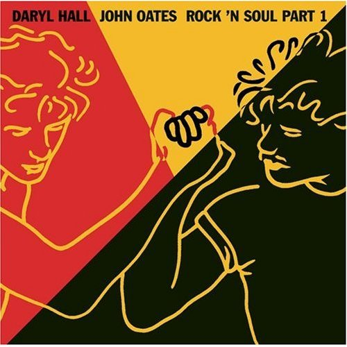 Greatest Hits Rock N Soul Pt 1 Daryl Hall John Oates: RCA Years Albums 1980-85
