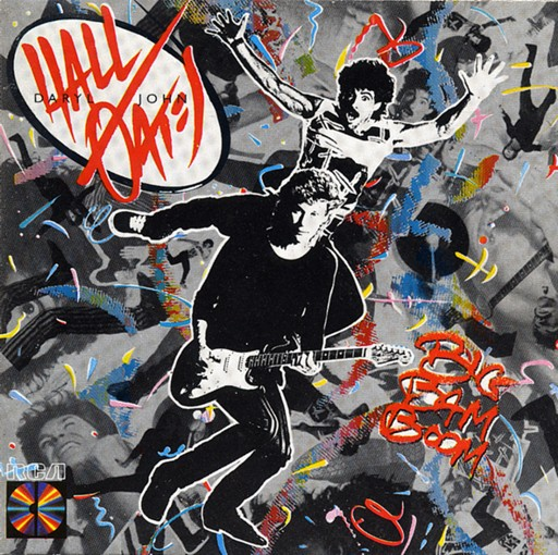 Hall & Oates - Album Cover Gallery