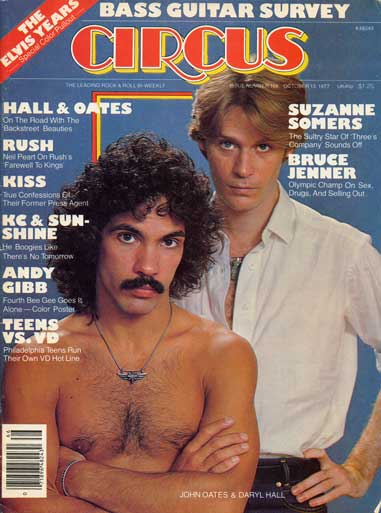 Circus Magazin Oct. 1977