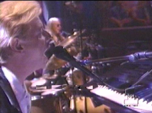 Hall Amp Oates Band Bob Mayo