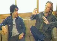 Sound clip interview, Japan April 2002