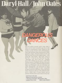 Books-Dangerous Dances Back.jpg (14377 Byte)